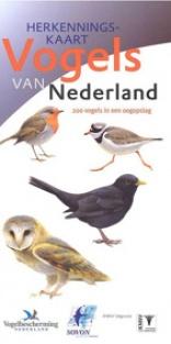 HerkenningskaartVogels van Nederland