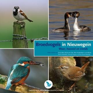 Omslag Broedvogels Nieuwegein
